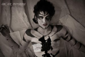 Tiger Play - EAP 21 by ElykAerPhotography