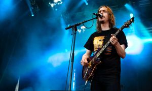 Opeth by GIVEthemHORNS