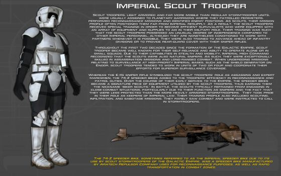 Scout Trooper tech readout [New] by unusualsuspex