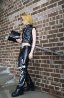 Mello Cosplay by UndercoverEnvy