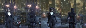Arkham Knight Catwoman Final by MrJustArkhamGames