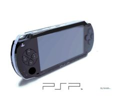MS Paint-Sony PSP by rohith291991