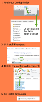 Reset FireAlpaca - visual guide by obtusity