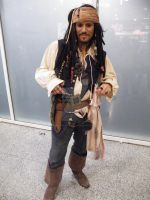 We Meet Again, Jack Sparrow by AkraruPhotography