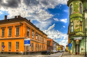 Streets of Sibiu - Reworked by Reiep