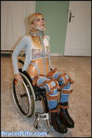 Amy Fully Braced by MedicBrace