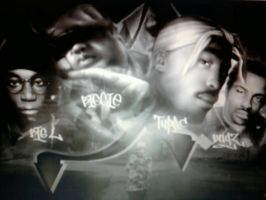 biggie and tupac by josh851