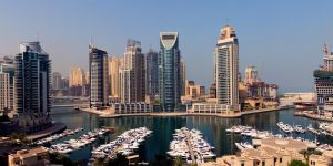 Another Dubai Marina by simongeddes