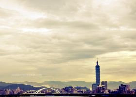 Taipei 101 by BestDay