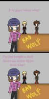 Doctor Who comic - FDWJ 1 - Thy doom is near by Atlantihero-Kyoxei