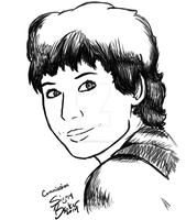 Susan Foreman - Carole Ann Ford (Commission) by DoctorSiggy