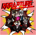 Get Ready For The Rrrapture by FreyFox