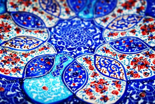 Handmade souvenirs from my birthtown Isfahan 2 by MMusawi