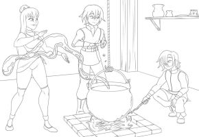 Avatar: Cooking by ChadRocco