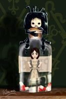 Bottled Nerve - Alice Madness Returns by Hatters-Workshop