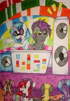 Contest entry: Dj of the night by Cloudy-03