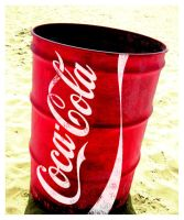 TrashCan Cola by paulsample