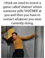 Shatner! by TheFunnyAmerican