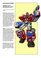 Transformers Universe - RiD Optimus Prime by Simon-Williams-Art