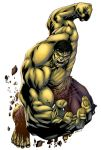 Incredible Hulk by logicfun