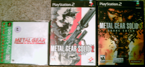 mgs 1-3 by hollowkingking