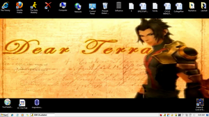 Terra Desktop by ServantofSHEVAL