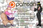 Patreon Promotional, News and FAQ by GAIN-OVER