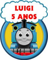 Thomas and Friends by Alzir