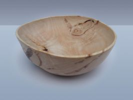 Beech Bowl BB08 by 22spoons