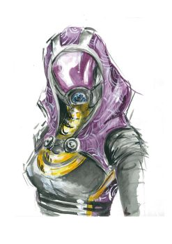 tali.sketch by porcelainfox