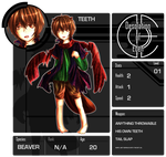 [DoE][APP REVAMP] - Teeth by Daii--Chan