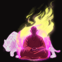 Monk by babsdraws