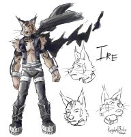 Ire by KingdomBlade