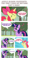 Magic Lessons by InvictusNoctis