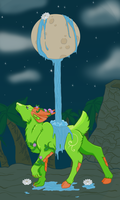 LuraPets 3, Moon of Purity by iStole