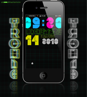 TRONIC LockScreen by asl2690
