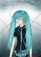 Hatsune Miku - Love Is War by Oyuku