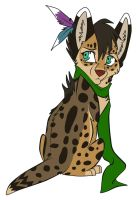 Serval adopt:Closed by Rain-Strive