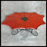 Webbed Coffee Table by JoeVanderloo