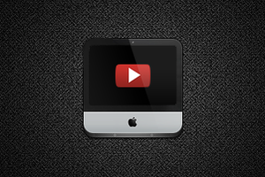 YouTube Alternate Icon for Jaku by kevinhamil