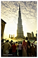 Burj Khalifa The Centerpiece by toolboxxx