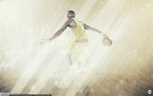 Kyrie Irving Wallpaper by Angelmaker666