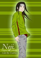 Konoha Elite - Neji by UsedSin