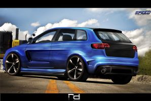 AUDI by Rob3rT----Design