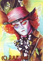 Mad Hatter-  Kiriban 77,777 by tavington