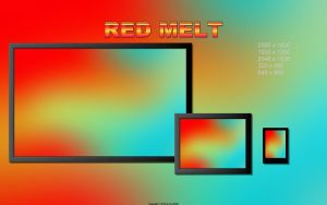 RED MELT by Ton-K300