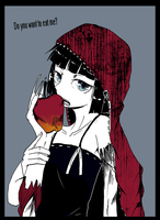 Little Red Riding Hood by Dj-L