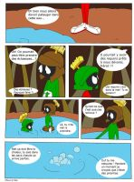 Marvin and Norvin's adventure by Toufeuilles