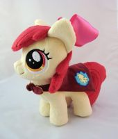 4DE Apple Bloom Prototype by PlanetPlush