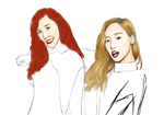 Taeny WIP by LittleMonster-Evfan